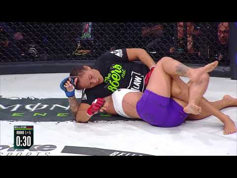 Bellator MMA: Ilima-Lei MacFarlane vs. Emily Ducote – FULL FIGHT