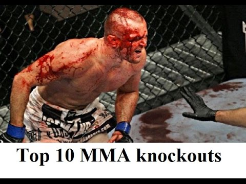 Top 10 best brutal, violent UFC/MMA knockouts (KO) ever in history – Mixed martial arts knockouts