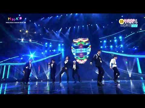 Dance War – Unlimited + DNA + DDU-DU DDU-DU | MMA 2018 Melon Music Awards 2018 | 1080P 60FPS