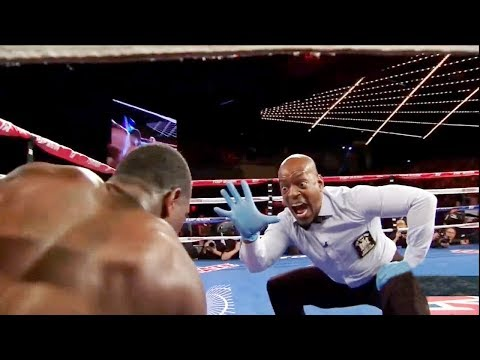 TOP Moments When REFEREES Deserve RESPECT in MMA & Boxing