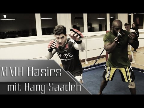 MMA Basics – Mit Rany Saadeh