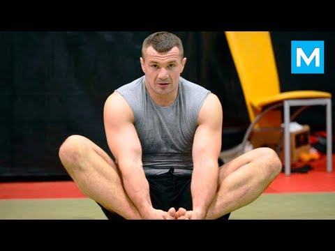 "MMA Monster – Mirko ""Cro Cop"" Filipovic – Training for Comeback 