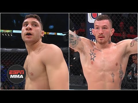 Austin Vanderford, John Douma highlight Bellator 215 main card | ESPN MMA