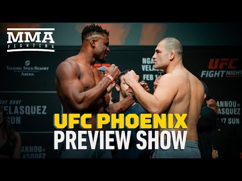 UFC Phoenix Preview Show – MMA Fighting