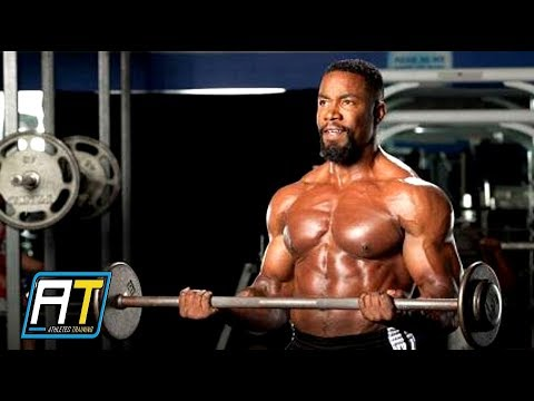 Michael Jai White MMA & Bodybuilding Workout | Athletes Training