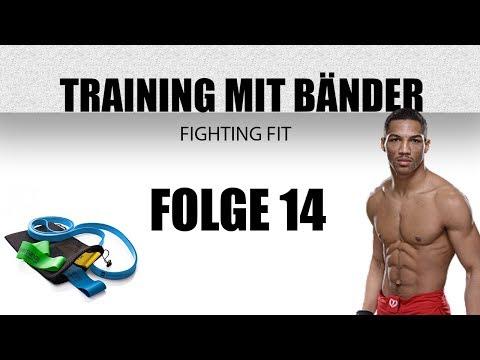 Powerband & Miniband Training / MMA FITNESS