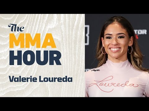 Valerie Loureda: 'My Blood Was Boiling' Watching Other Female Fighters' Success