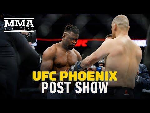UFC Phoenix Post-Fight Show – MMA Fighting