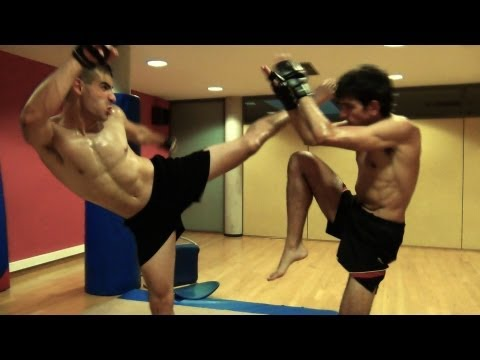 L3DO – Mixed Martial Arts (MMA Motivational Fight Choreography)