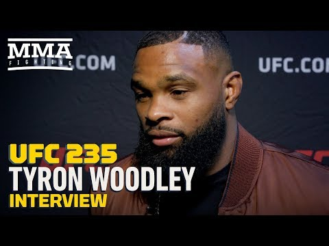 UFC 235's Tyron Woodley Advises Colby Covington Not To Spar With UFC: 'Take It From Me'