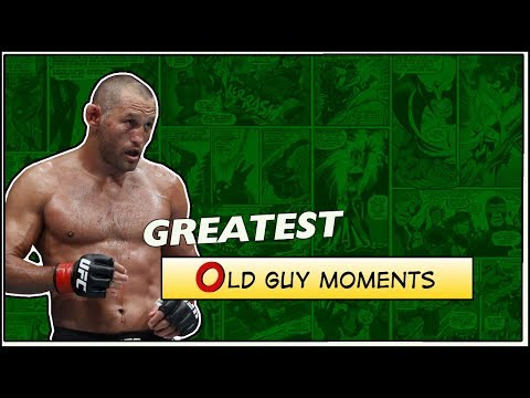 Greatest Old Guy Moments in MMA