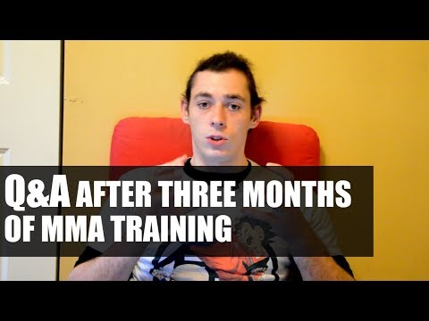 Q & A • After Three Months of MMA Training • Martial Arts Journey