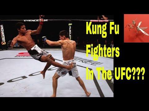 Những Tuyệt kỹ Kung Fu đỉnh nhất sàn MMA 2018 phần 2   Top Kung Fu in MMA 2018 P2