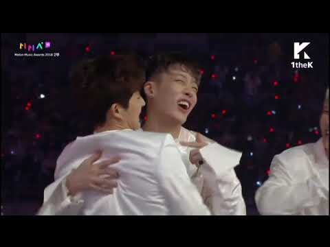 """IKON WIN """" Best Song of the Year """" in MMA 2018"""