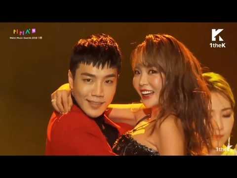 [MMA 2018] Hong Jin Young – Intro Tango Perf. + Goodbye (Tango Ver.) Melon Music Awards 2018