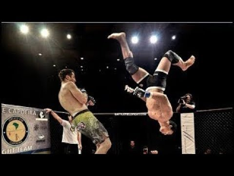 Các pha Knockout Không Tưởng theo Phong cách Ninja   Ninja Style Knockouts