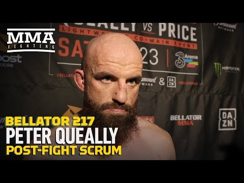 Bellator 217: Peter Queally Says Beef With Myles Price is Squashed After Loss – MMA Fighting