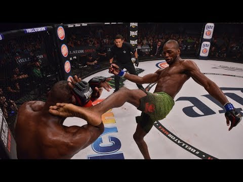 MVP – Michael Venom Page in MMA Highlights || MMA Fighter