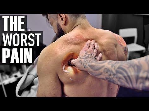 The WORST PAIN I've Felt | Full Body Circuit Training & Trigger Point Massage