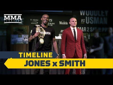 UFC 235 Timeline: Jon Jones vs. Anthony Smith – MMA Fighting