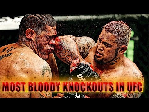 MOST BLOODY UFC KNOCKOUTS COMPILATION #75 BELLATOR MMA 2017  САМЫЕ ЖЕСТОКИЕ НОКАУТЫ