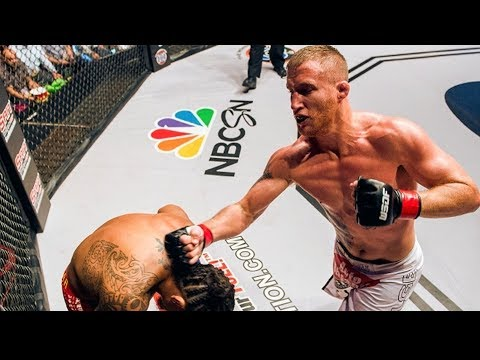 Justin Gaethje Highlights 2018/MMA HL