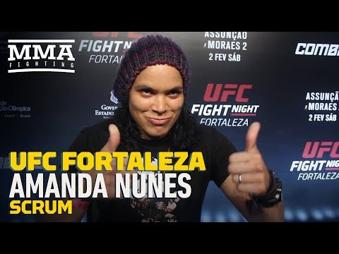 Amanda Nunes Reveals She May Retire After Potential Holly Holm Fight – MMA Fighting