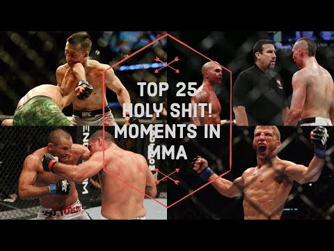 Holy Shit! Moments in MMA #15 – 6