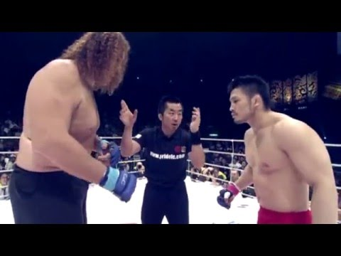 Top 5: Pride FC MMA Freakshow Fights Highlight HD 2016