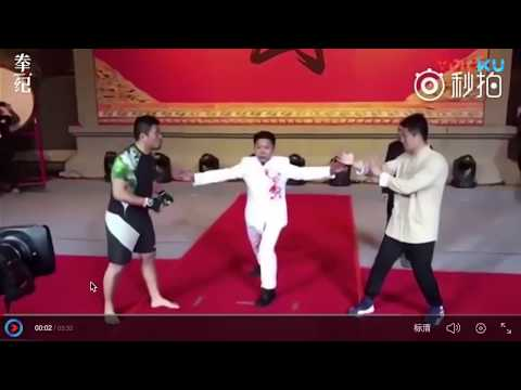 Wing Chun Kung Fu vs MMA – Trending Videos In China Commentary (Xu Xiaodong is back)