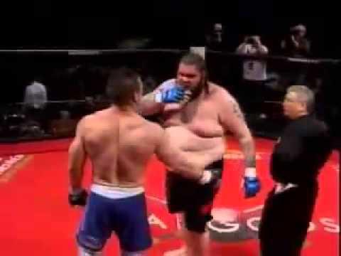 MMA   Ken Shamrock vs Ross CliftonR I P) mma videos mma videos mma mma