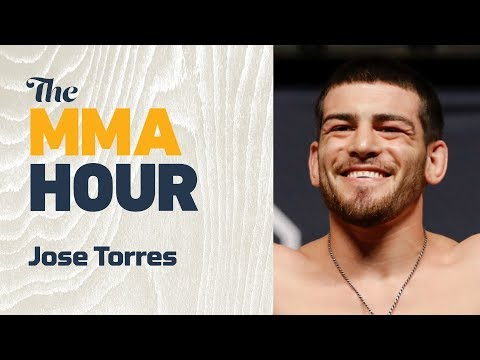 Jose Torres Says UFC Fighters Are 'Just Meat To The Wolves'