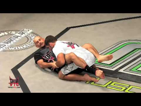 MMA Training: Triangle Choke with Greg Jackson
