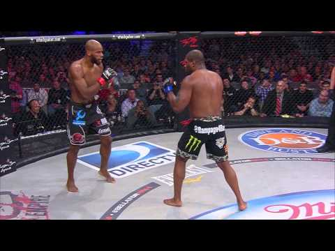 Bellator MMA: Rampage Jackson Fight Highlights