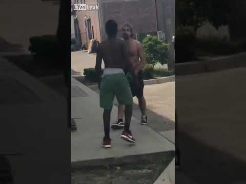 Homie Picks a Fight With a MMA Fighter