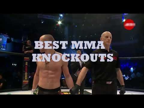 UFC KNOCKOUTS OF SEPTEMBER 2018