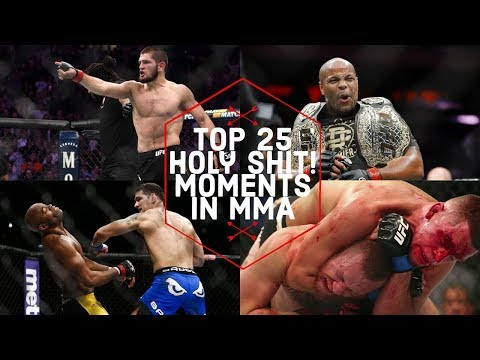 Holy Shit! Moments in MMA #25 – 16