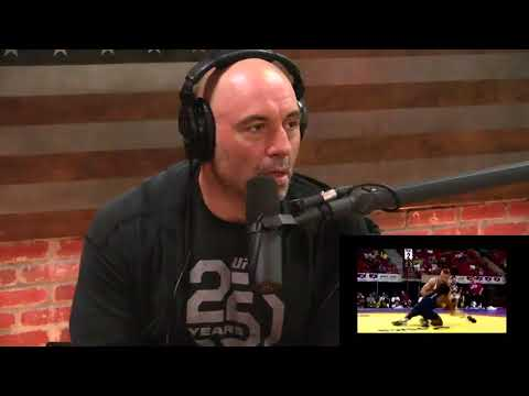 Joe Rogan – wrestlers make the best mma fighters