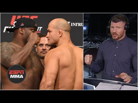 Michael Bisping predicts UFC Fight Night: Lewis vs. Dos Santos | ESPN MMA