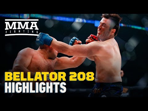 Bellator 208 Highlights: Fedor Emelianenko Knocks Out Chael Sonnen – MMA Fighting