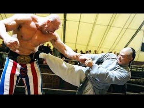 Jet Li VS MMA – Ultimate KungFu Fight Scene!
