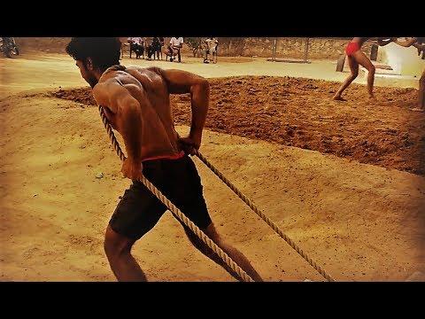 Indian ancient Martial Art Pehlwani or Kusti with MMA training @LOA