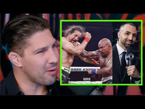 'Fighting in Bare Knuckle FC?! Stick to commentating!!' (Brendan Schaub UFC/MMA podcast)