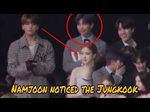 BTS's Jungkook & BLACKPINK's Rosé [MMA 2018] • Rosekook •