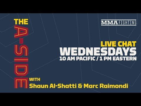 Live Chat: Conor McGregor Arrest, Till vs. Masvidal, UFC Wichita Aftermath, BJ Penn, More