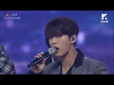 [MMA 2018] BTOB – MISSING YOU + BEAUTIFUL PAIN