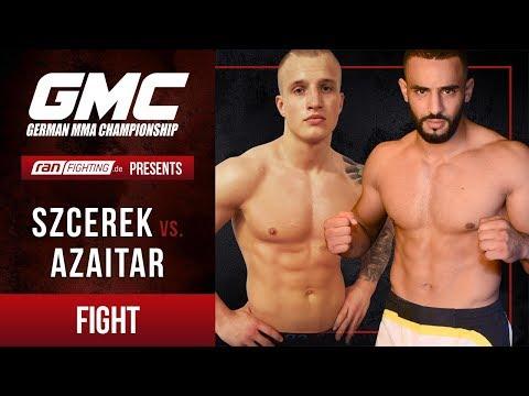 GMC8: Ottman Azaitar vs Lukasz Szczerek MMA Fight GMC 8