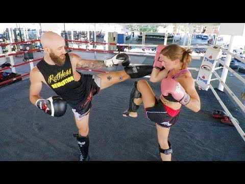 5 Best Beginner Sparring Drills for MMA, Muay Thai, Boxing