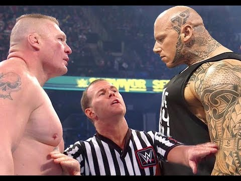 Brock Lesnar vs Martyn Ford BIGGEST FIGHTERS MONSTERS OF MMA