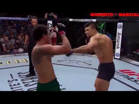 Johnny Walker MMA Highlights
